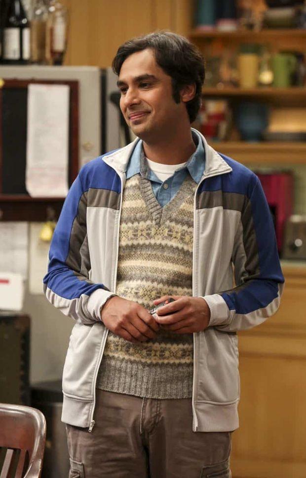 Raj i serien The Big Bang Theory- Selektiv mutisme