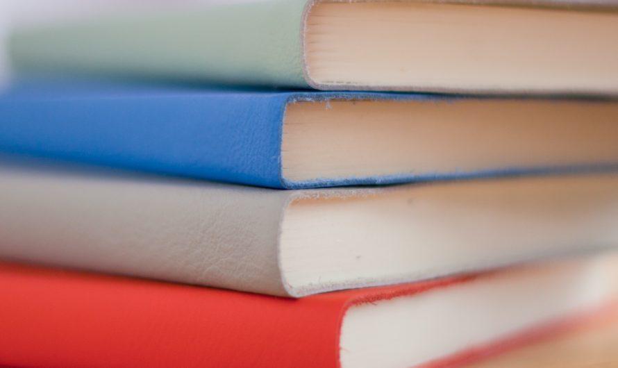 Anbefalt lesing – bøker